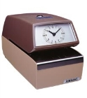 4700 Automatic Time & Date Stamp with clock face.  year, month, date, 0-23, min
